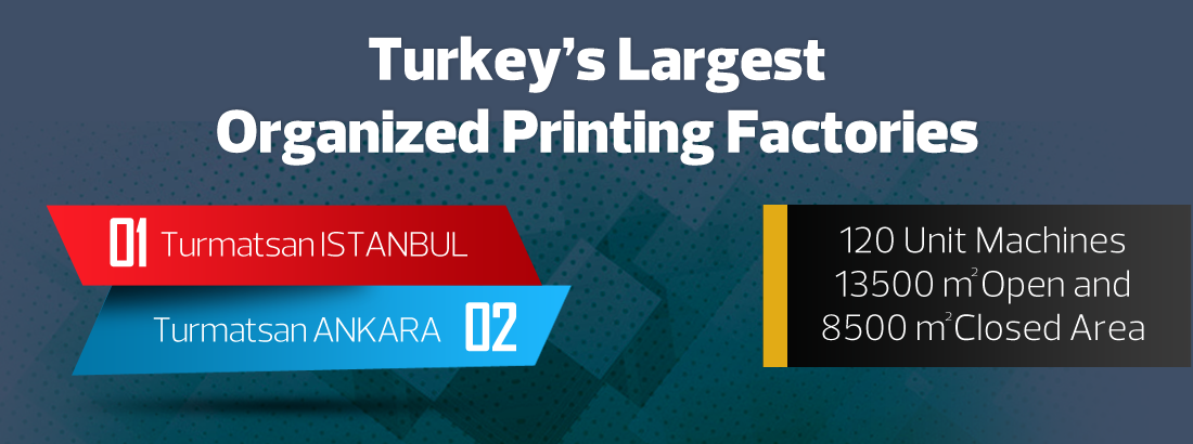 Türmatsan • Turkey's Cheapest Printing House